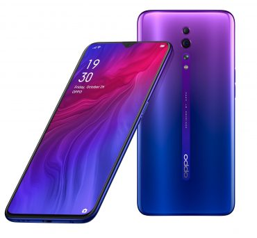 Oppo Reno Z Purple