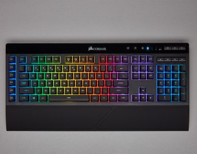Corsair K57 RGB Wireless Keyboard