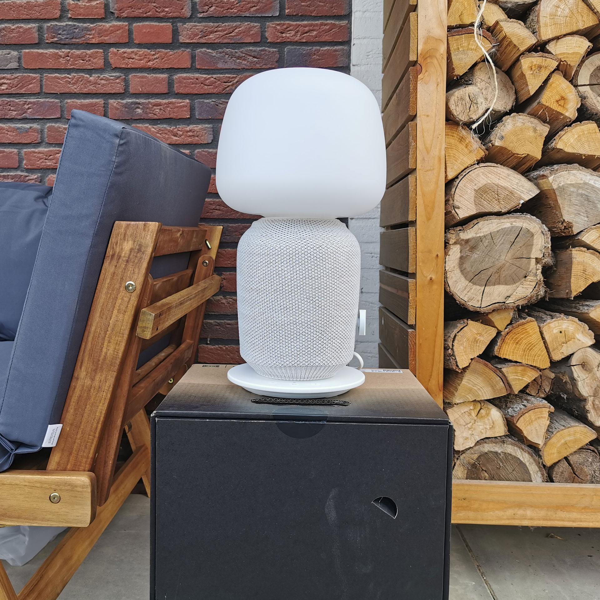 Ikea Sonos Symfonisk Tafellamp