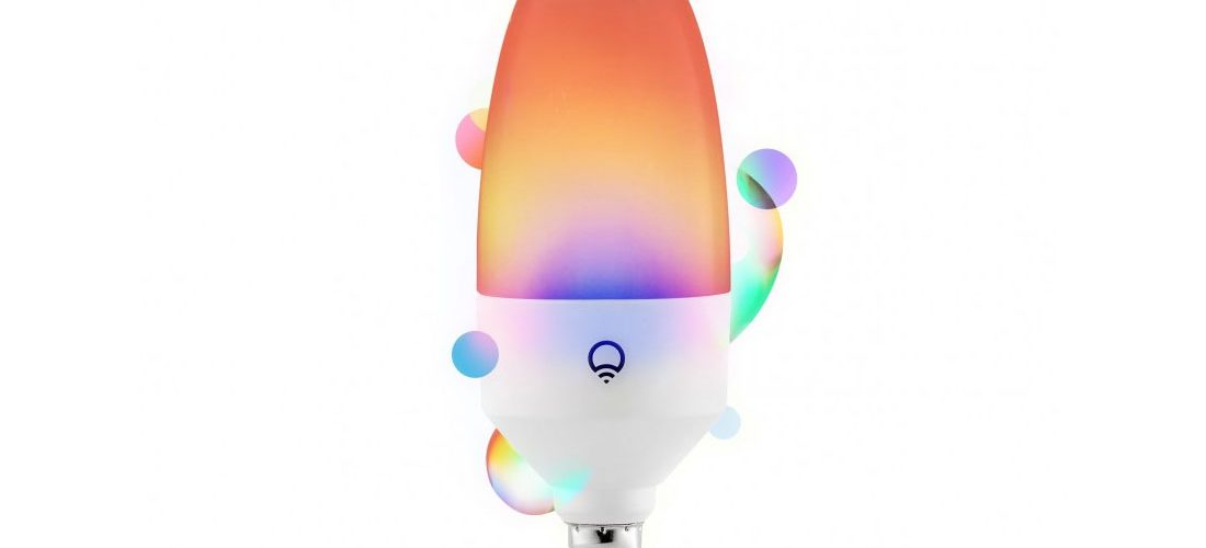 LifX Candle Color E14