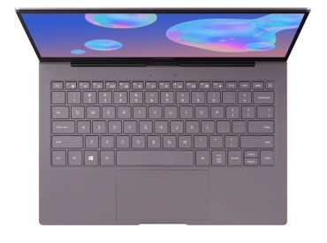 Samsung Galaxy Book S Keyboard
