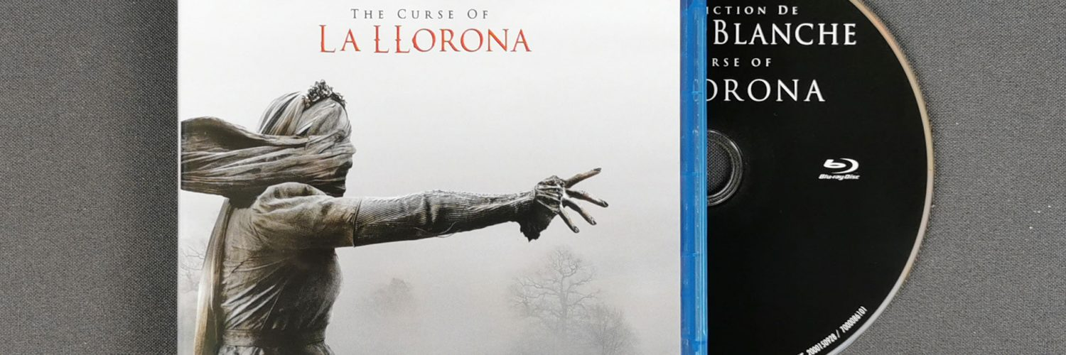 The Curse of La Lorona Blu-Ray
