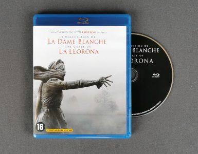 The Curse of La Lorona Blu-Ray