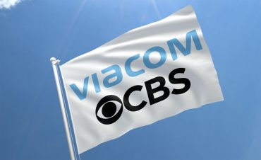Viacom en CBS Logo's