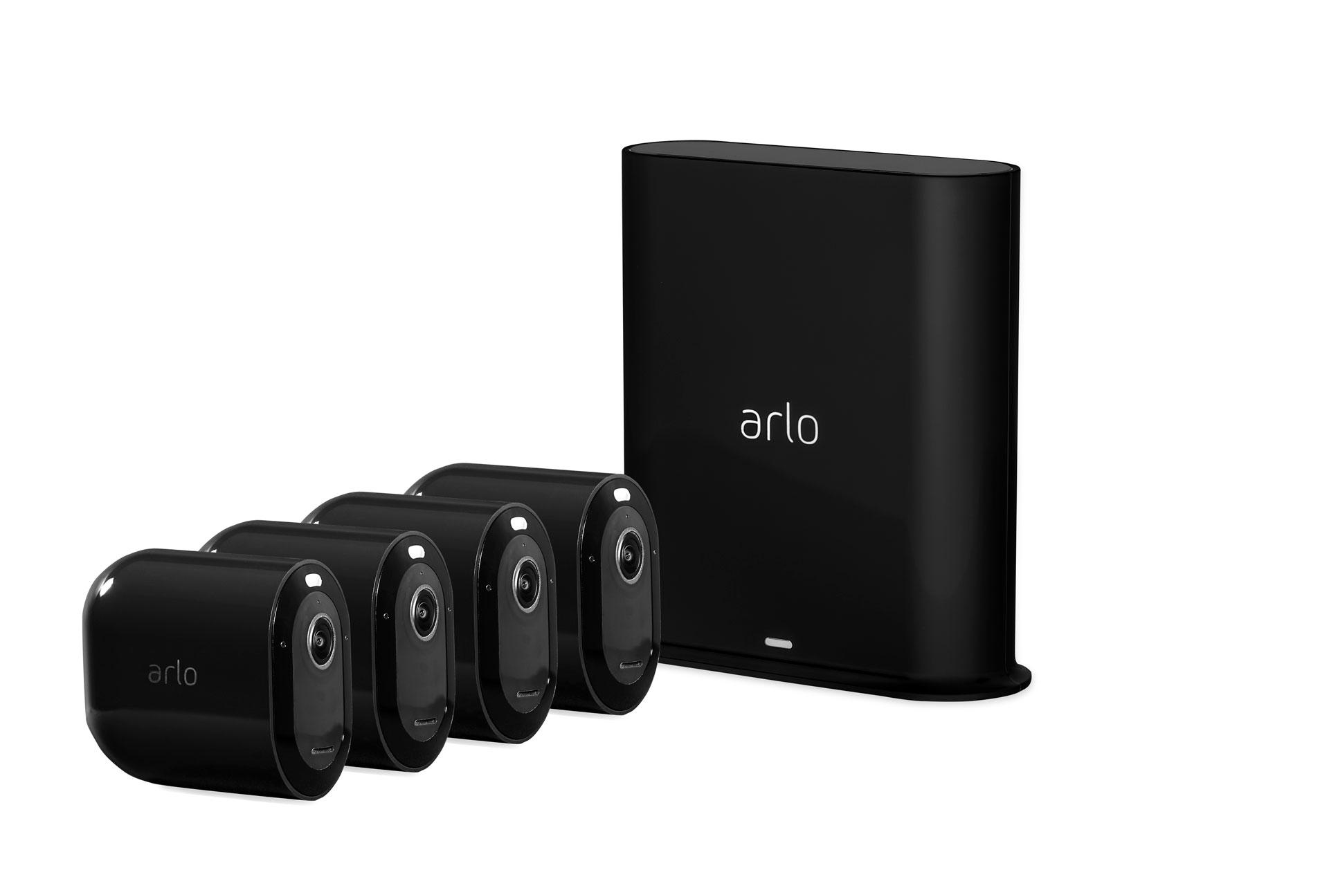 Arlo Pro 3 Zwart