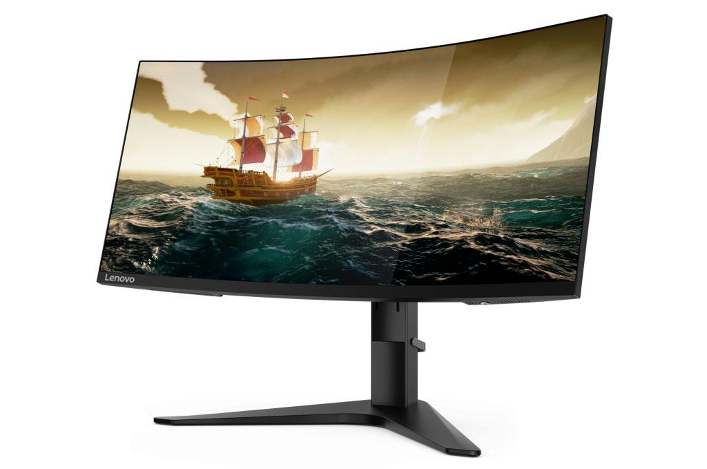 Lenovo G34w Gaming Monitor