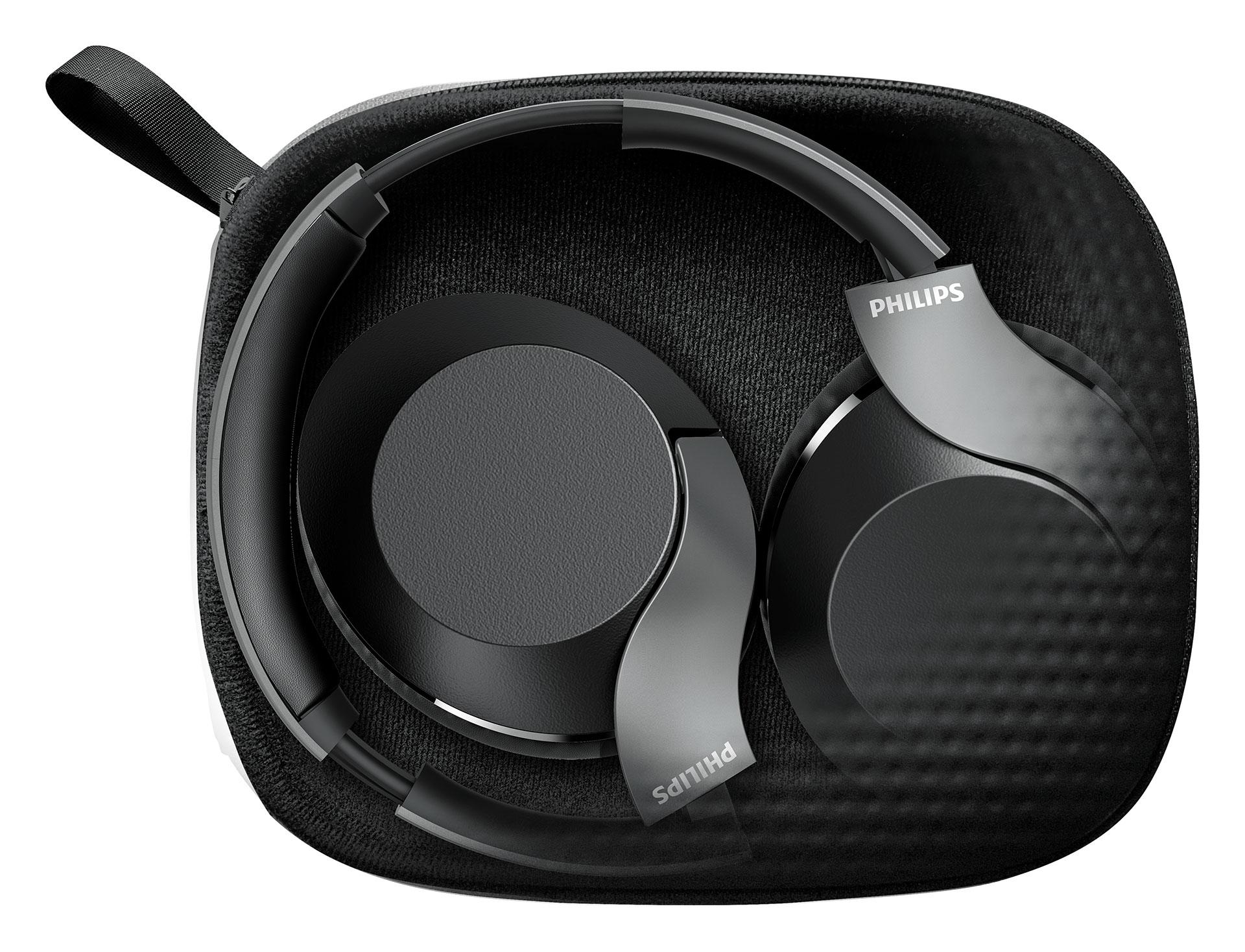 Philips PH805 Hoofdtelefoon in tas