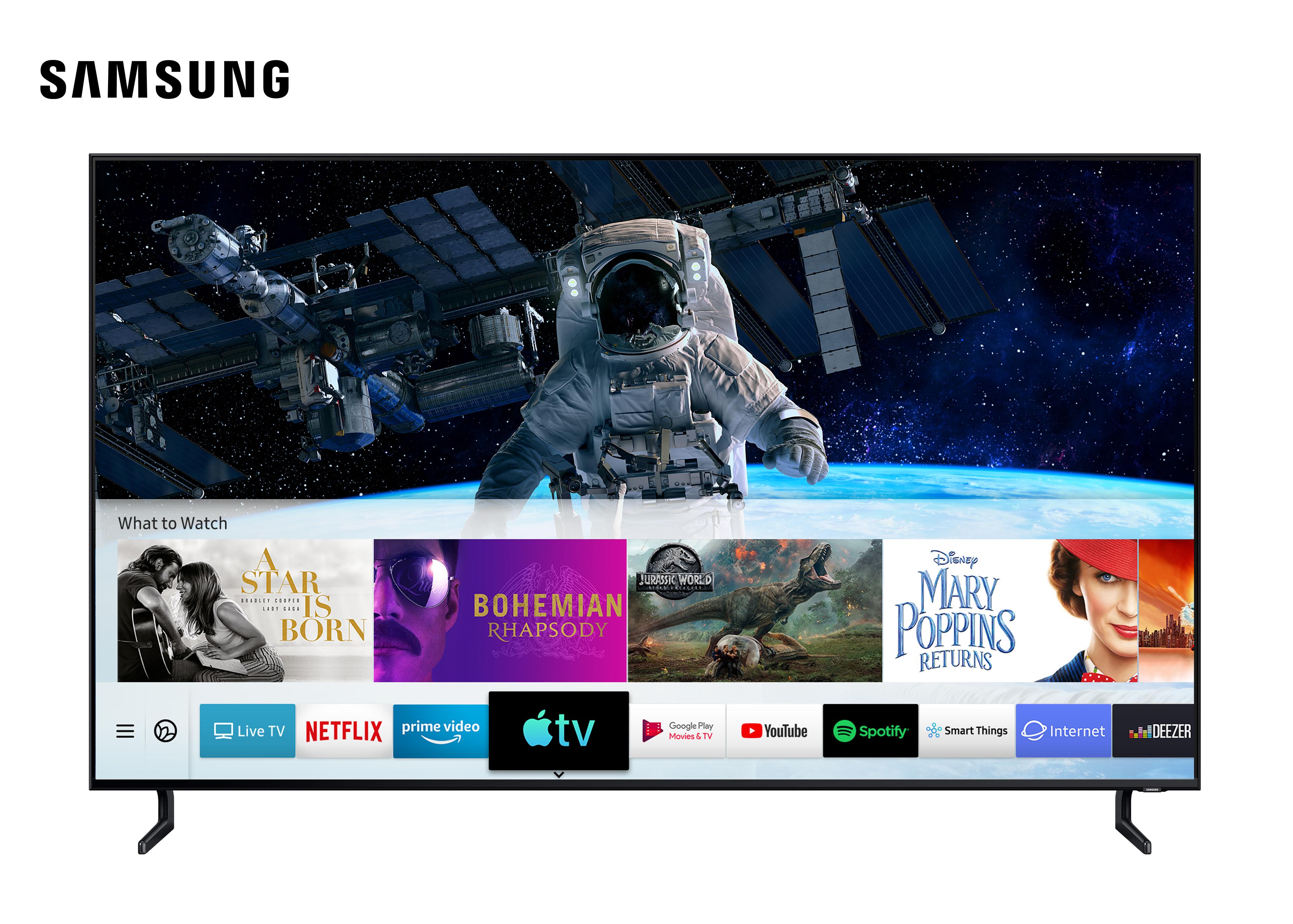 Samsung Apple TV App