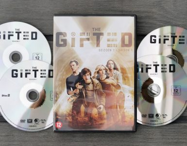 The Gifted Seizoen 1 DVD