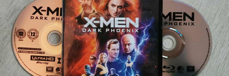 X-Men – Dark Phoenix 4K