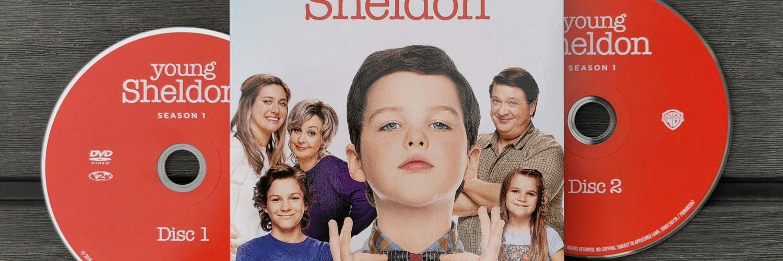 Young Sheldon Seizoen 1 DVD