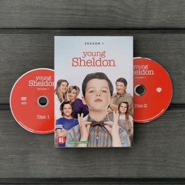 Young Sheldon Seizoen 1 DVD