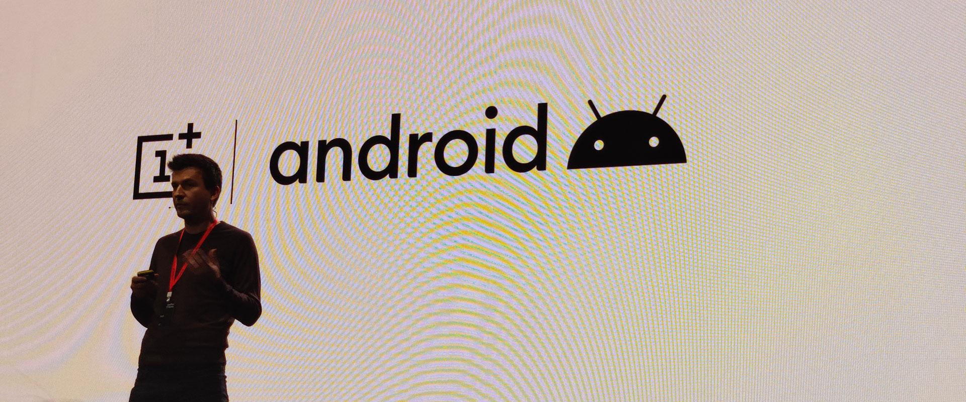 Android 10 Presentatie