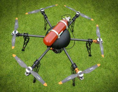 NLR Drone op Waterstof