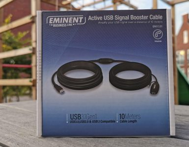 Eminent Active USB Signal Booster Cable Verpakking