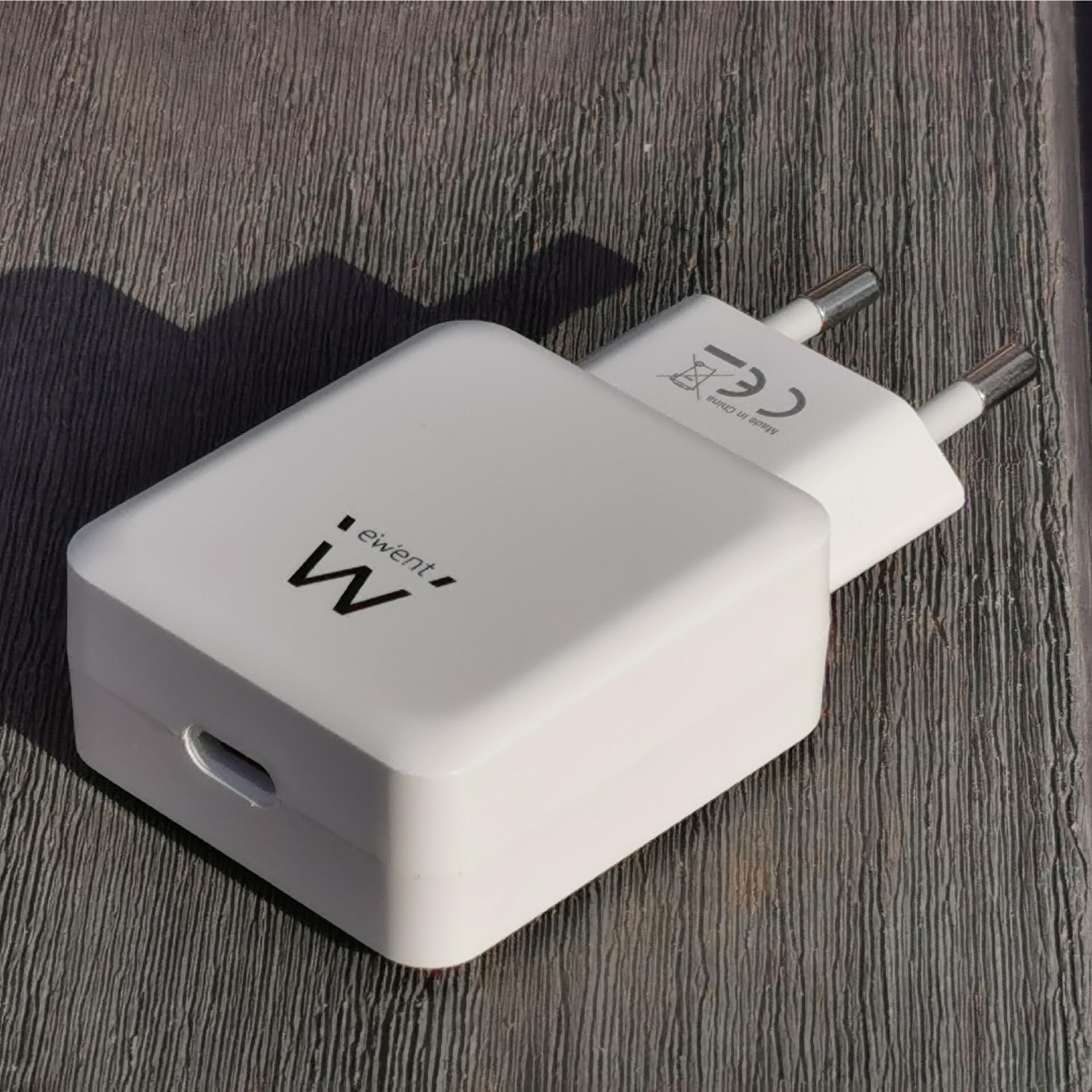 Ewent USB-C Charger EW1315 IMG_20191005_162648