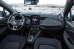 Renault Zoe Dashboard