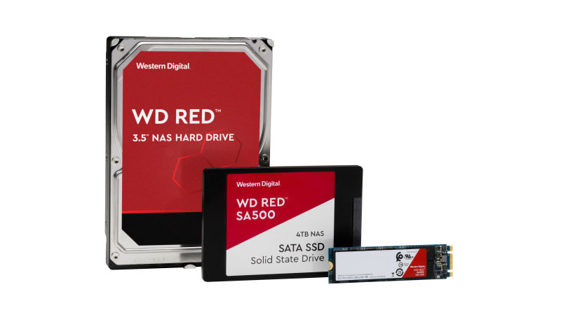 WD Red Series 2019
