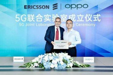 Ericsson en Oppo