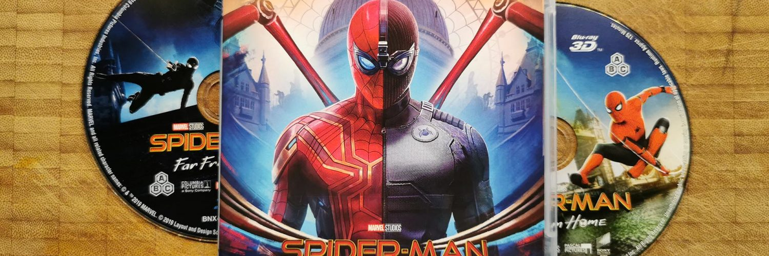 Spider-Man: Far from Home 3D