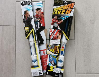 Star Wars Scream Sable