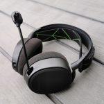 Steelseries Arctis 9X microfoon uit