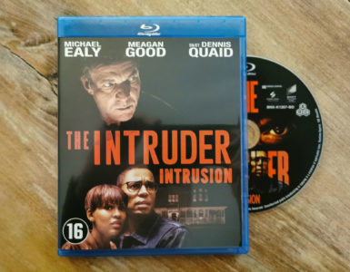The Intruder Blu-Ray
