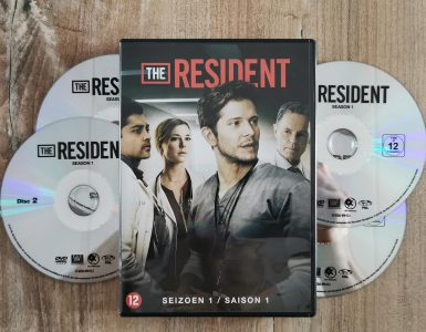 The Resident Seizoen 1 DVD