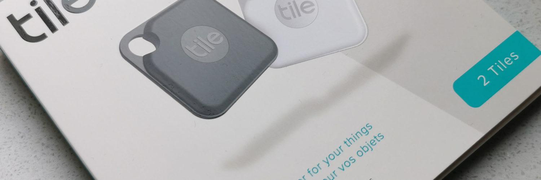 Tile Pro 2019 verpakking