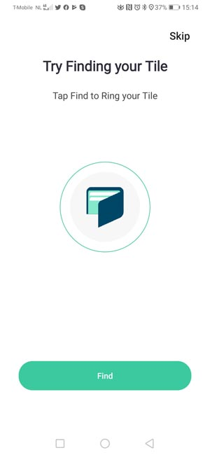 Tile app