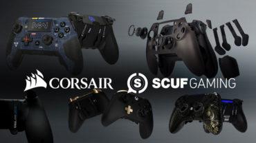Corsair koopt Scuf Gaming