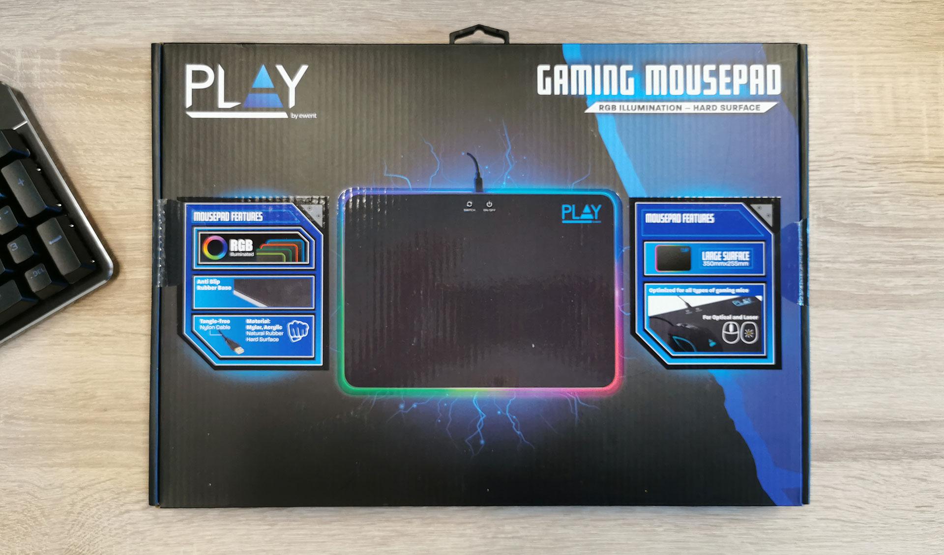 Gaming Mousepad PL3341