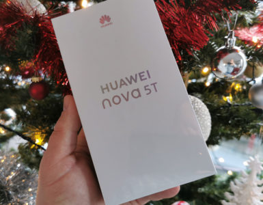 Huawei Nova 5T Packshot