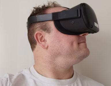 Oculus Quest met Arjan Olsder