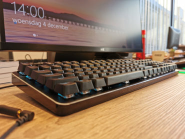 Play by Ewent Mechanical Gaming Keyboard PL3350