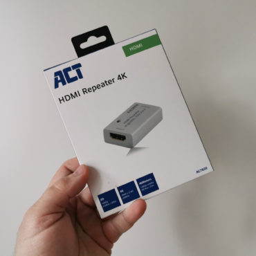 ACT HDMI Repeater 4K (AC7820) Verpakking