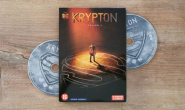 DC Krypton Seizoen 1 op DVD