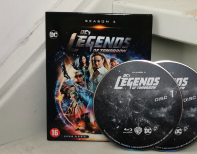 DC's Legends of Tomorrow Seizoen 4 Blu-Ray