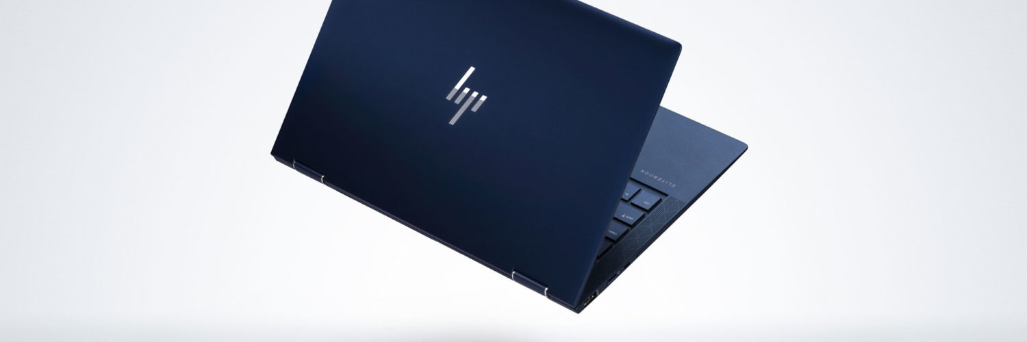 HP Elite Dragonfly met Tile