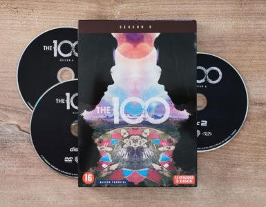 The 100 Seizoen 6 op DVD