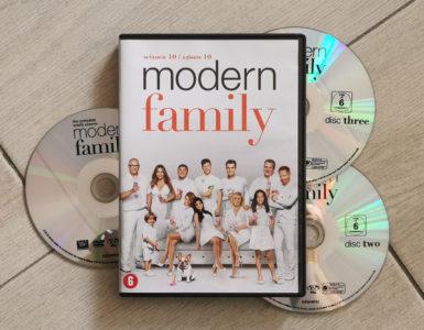Review: Modern Family Seizoen 10 op DVD