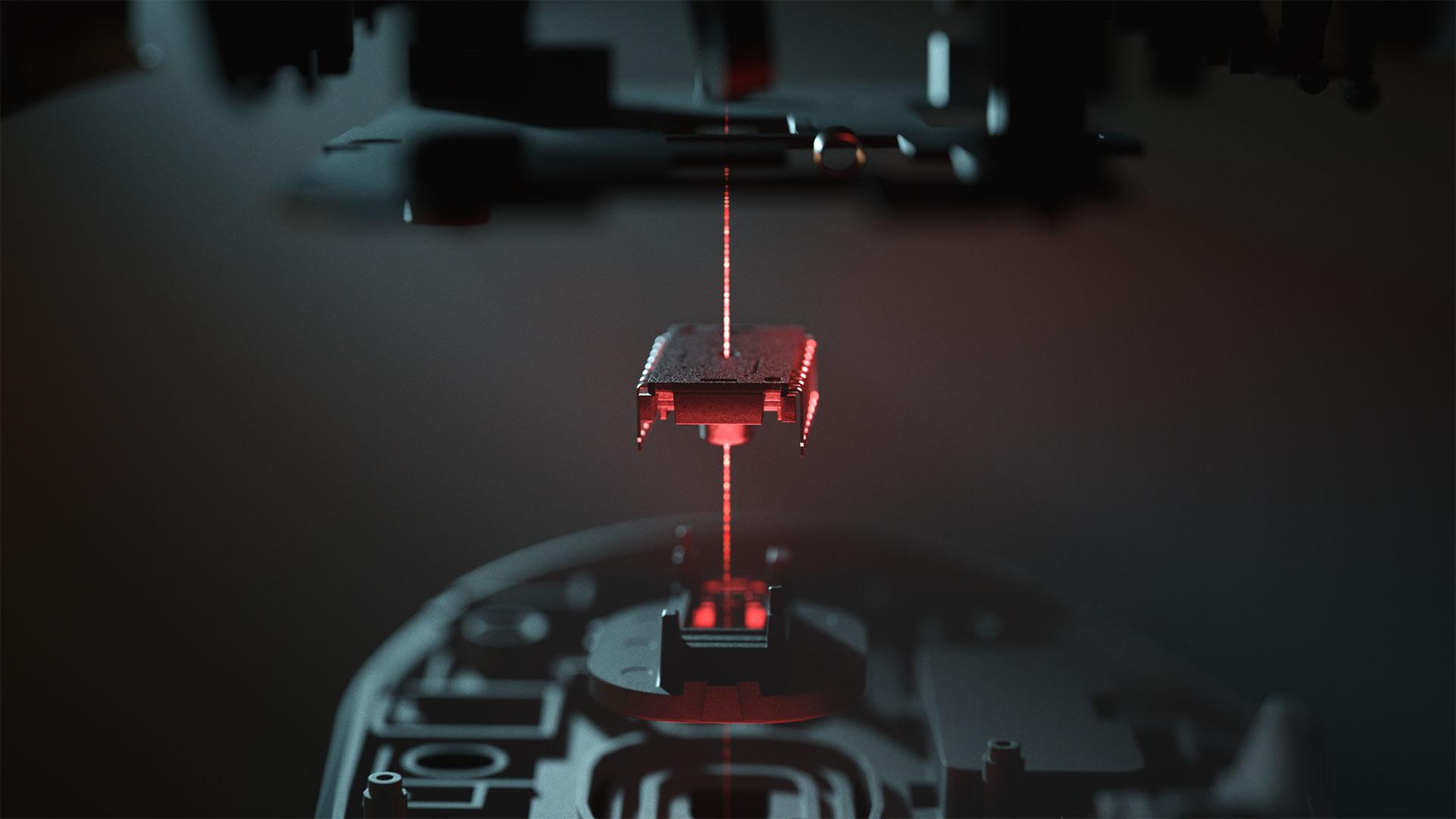 Razer Focus+ Optische Sensor