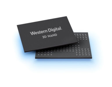 Western Digital 3D NAND BiC5 Chip