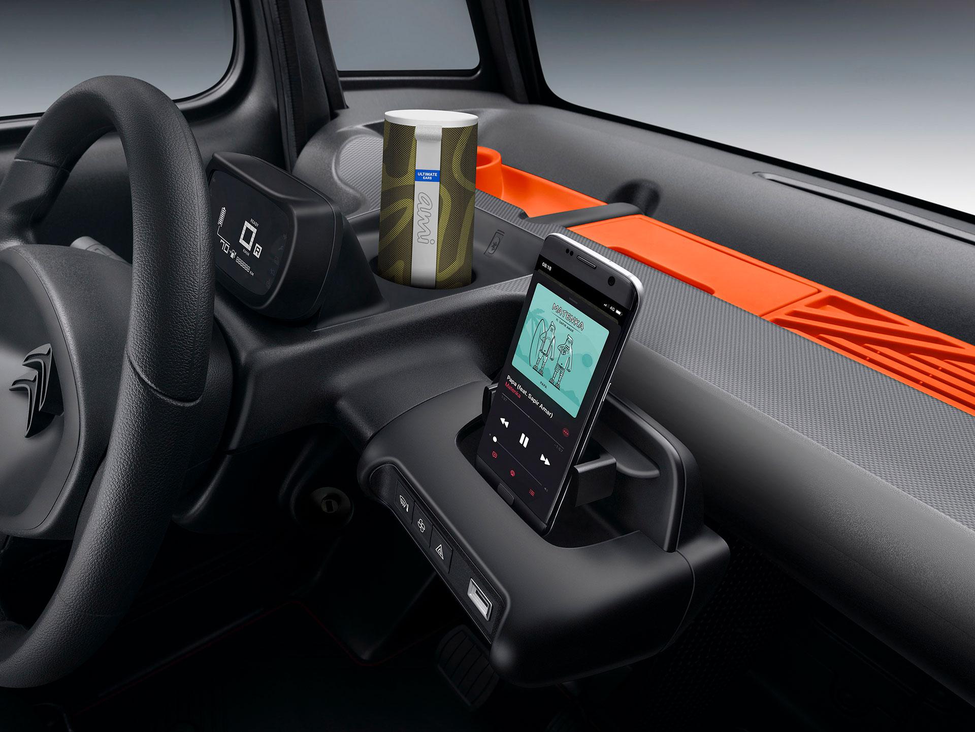 Citroën Ami Dashboard