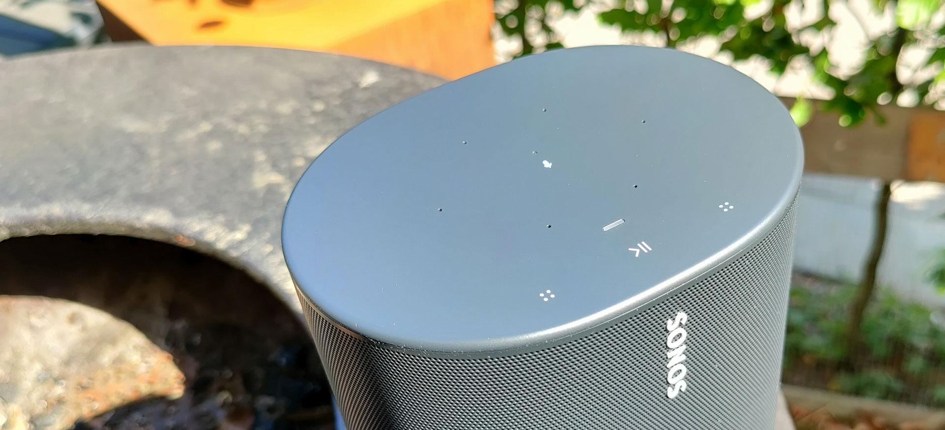 Sonos Move Microfoon Array