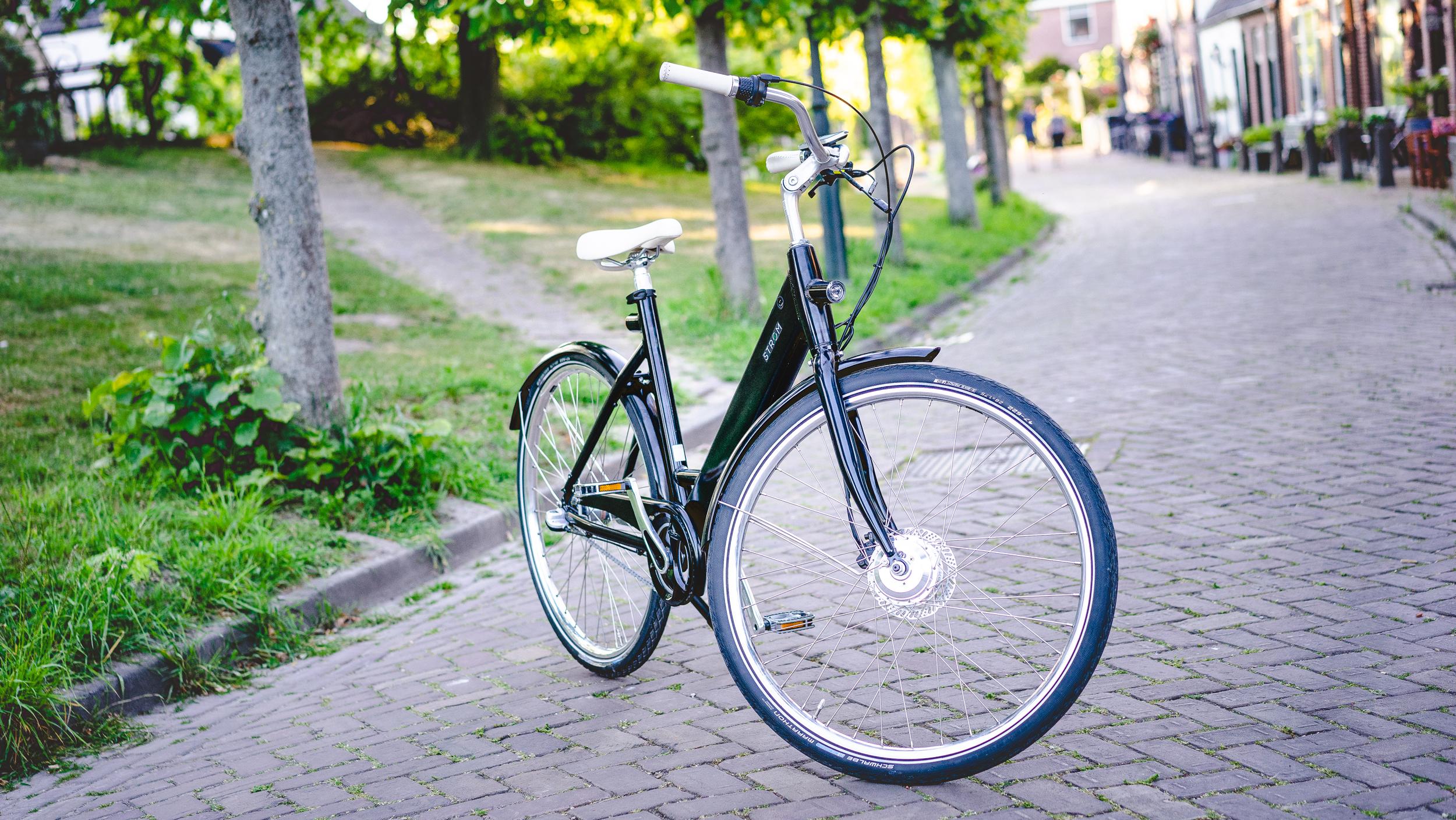 City Bike W