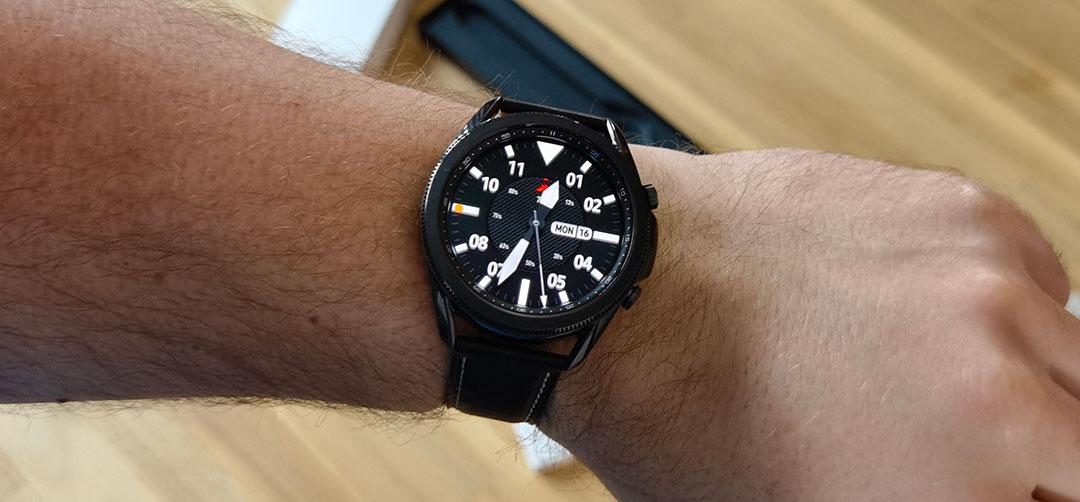 Verpakking Samsung Galaxy Watch3
