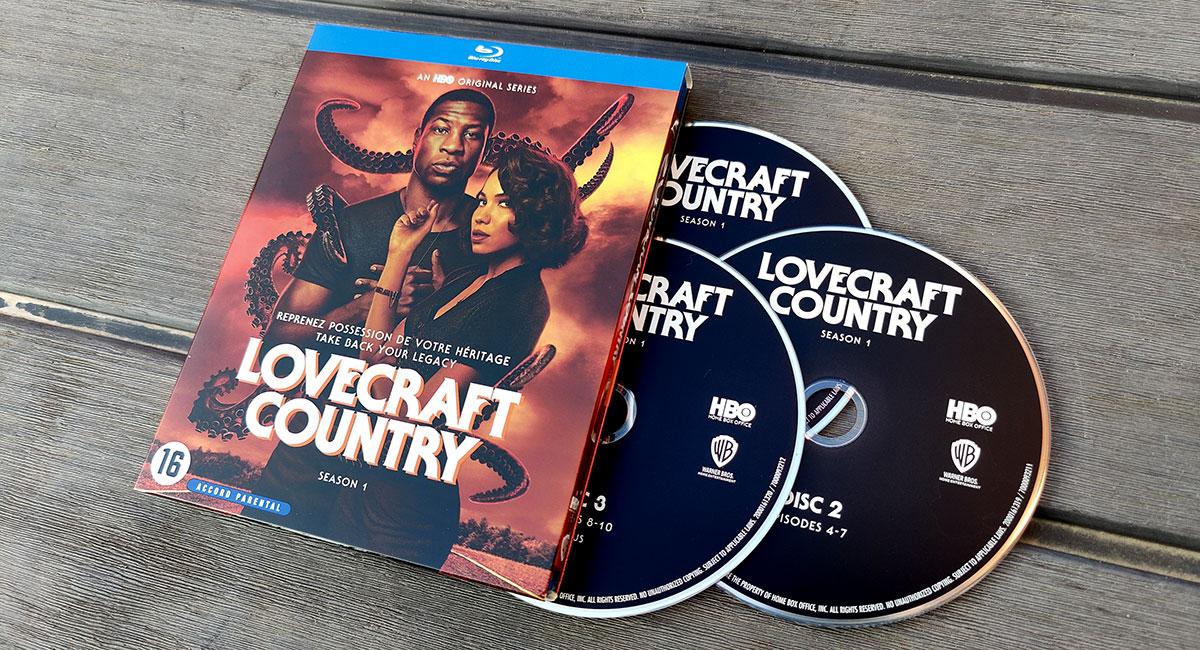 Lovecraft Country Seizoen 1 op Blu-Ray