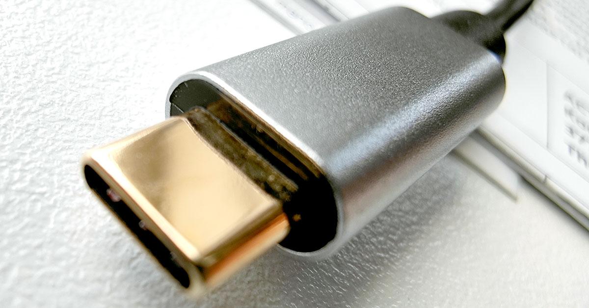 ACT AC7005 USB-C aansluiting