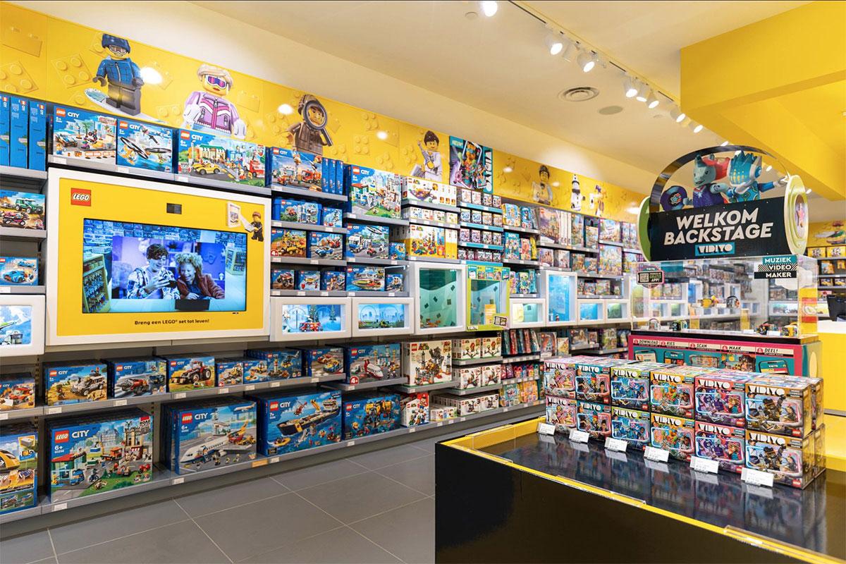 LEGO Leidschendam Interieur